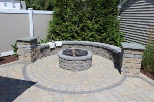 Outdoor Fire Pit, Patio, design, Scovills landscape, landscape design, landscaping, landscapes, landscape patio design
