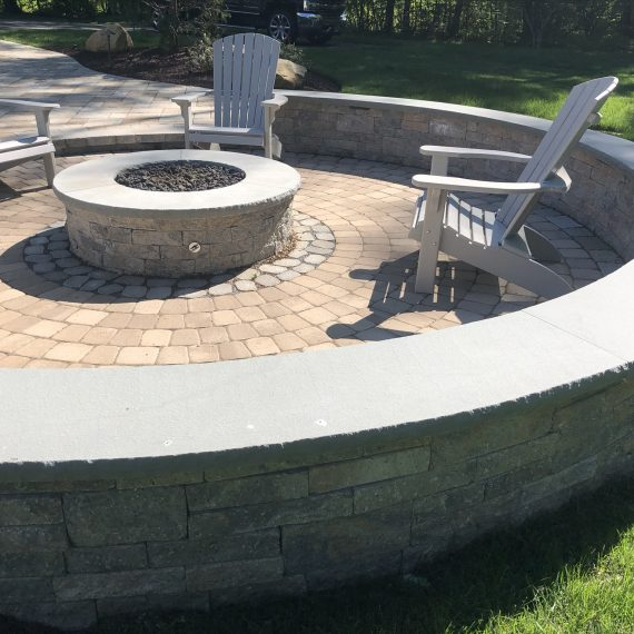 Outdoor Fire Pit, Patio, design, Scovills landscape, landscape design, landscaping, landscapes, landscape patio design