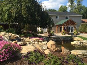 Water Features, Plantings, Patios, design, Scovills landscape, landscape design, landscaping, landscapes, landscape patio design